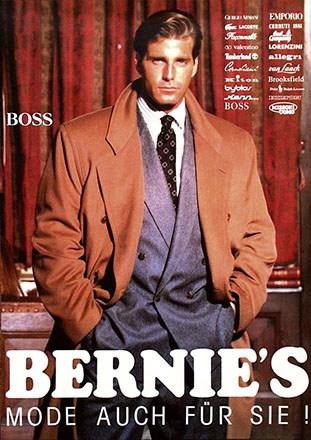 Anonym - Bernie's