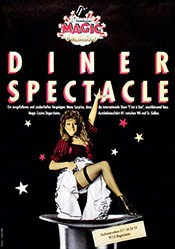 Ecknauer + Schoch - Dinner Spectacle