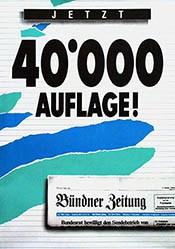 Anonym - Bündner Zeitung