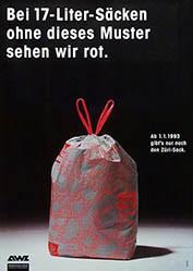 Smart Werbeagentur - 17-Liter-Säcke