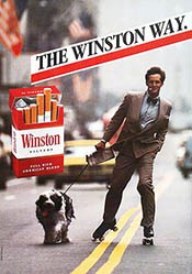 Thompson Walter J. - Winston Cigarettes