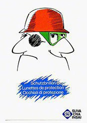 Jals - Suva Schutzbrillen