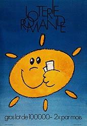 Erag Richard P. - Loterie Romande