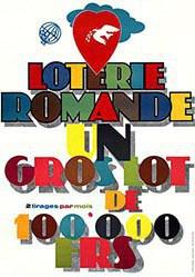 JDM Graphiste - Loterie Romande