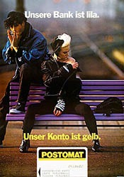 Advico Young & Rubicam - Unser Konto ist gelb.