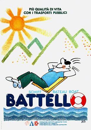 Bos - Battello