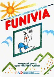 Bos - Funivia