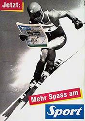 Wyler Werbeagentur - Mehr Sport am Sport
