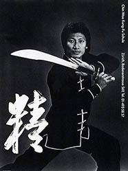 Büttner Dominic - Chin Woo Kong-Fu Schule
