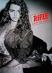 Marti Werbung - Rifle Jeans and Jackets