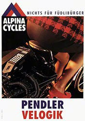 Dill, Jakob Atelier - Alpina Cycles