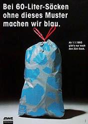 Smart Werbeagentur - 60-Liter-Säcke