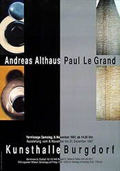 Anonym - Andreas Althaus / Paul Le Grand