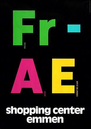 Vogel Werner Atelier - Shopping Center Emmen