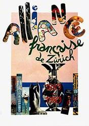 Pochon-Emery Francoise - Alliance française de Zürich