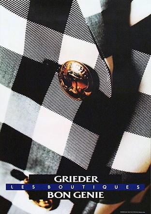 Jeker Werner - Bon Génie
