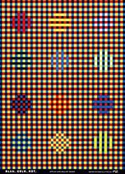 Knuchel / Nanni - Blau, Gelb, Rot