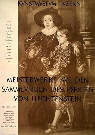 Bruggmann & Hilber - Meisterwerke aus den Sammlungen