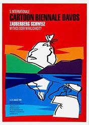 Senn - Cartoon Biennale Davos