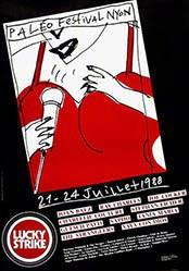 Mettraux Laurent - Paléo Festival Nyon