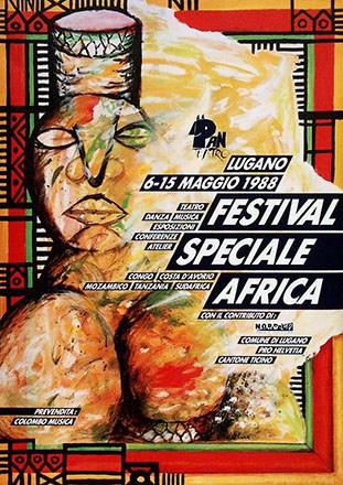 Matseluca - Festival Speciale Africa