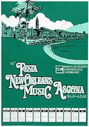 Anrig & Lion - Fest New Orleans Music