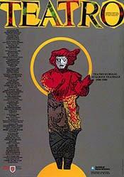 Szemere Valentino - Teatro