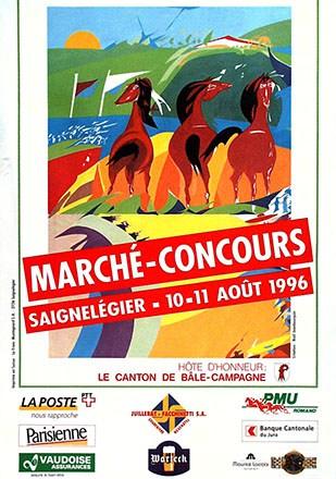 Jeanbourquin Noel - Marché-Concours