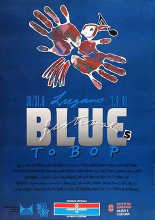 Anonym - Blues Festival Lugano