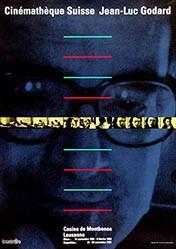 Jeker Werner - Jean-Luc Godard