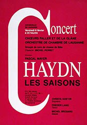 Anonym - Hayden Concert
