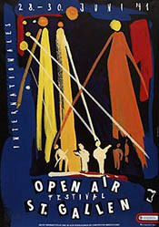 Basis Design - Internationales Openair