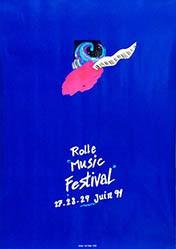 Tofigh Zari - Music Festival Rolle