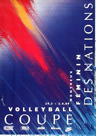 Mtx Creation - Volleyball féminin