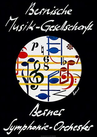 Belmont Werner - Bernische Musik-Gesellschaft