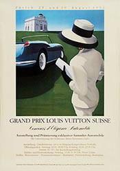 Razzia (Courbouleix Gérard) - Grand Prix Louis Vuitton Suisse