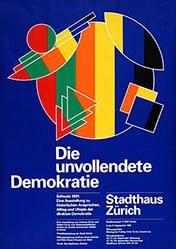 Gross Andreas - Die unvollendete Demokratie