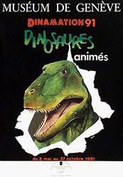 Gassner J. - Dinosaures animés