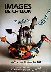 Anonym - Images de Chillon