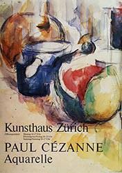 Odermatt Siegfried - Paul Cézanne