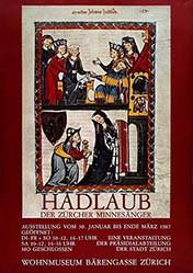 Anonym - Hadlaub