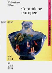 Garbarino Daniele - Céramiche europée - Collezione Silzer