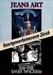 Blumenstein + Plancherel - Jeans Art / Personal Views