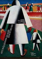 Francone Marcello - Arte rivoluzionaria dai musei sovietici