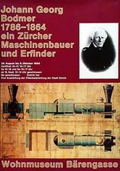 Anonym - Johann Georg Bodmer
