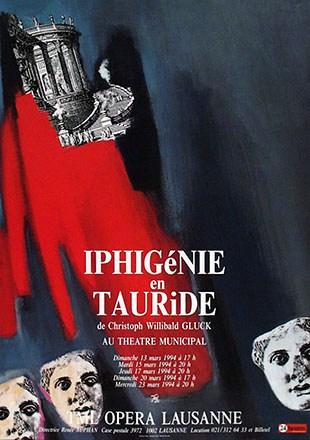 Pichou Dominique - Iphigénie en Taurideau - Christoph Willibald Gluck