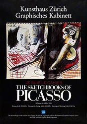 Zweifel & Chislett - The sketchbooks of Picasso