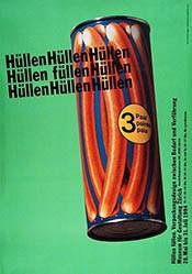 Bosshard Hans Rudolf - Hüllen füllen