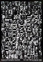 Anonym - Les ancetres sont parmi nous