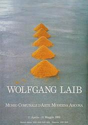 Laib Wolgang - Wolfgang Laib
